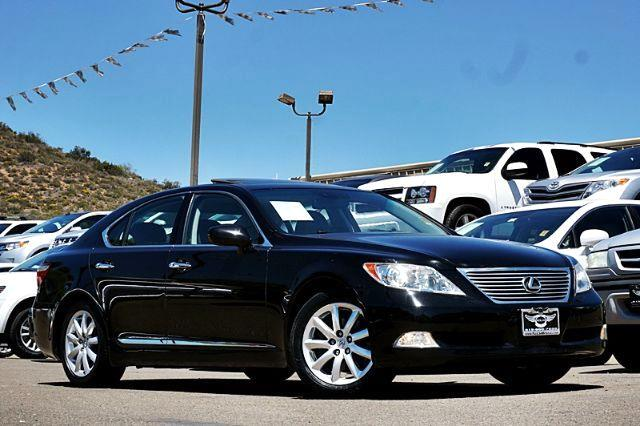 2009 Lexus LS 460 Luxury Sedan