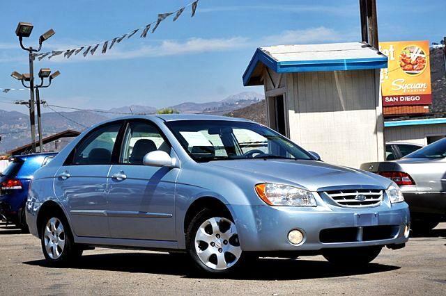 2005 Kia Spectra SX