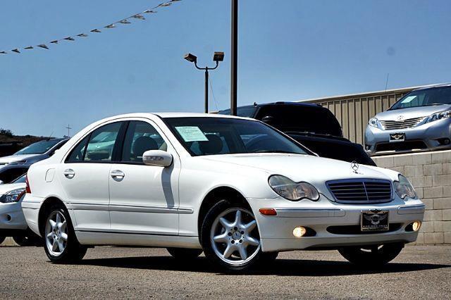 2002 Mercedes-Benz C-Class C240 Sedan