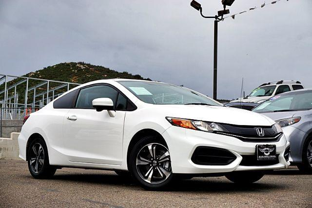 2014 Honda Civic EX Coupe CVT