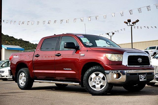 2008 Toyota Tundra SR5 CrewMax 5.7L 2WD