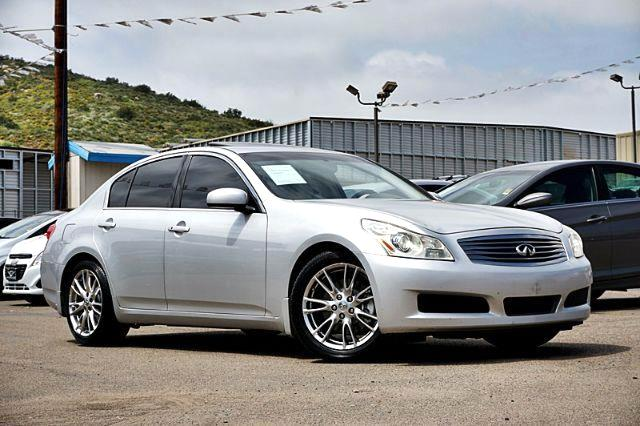 2008 INFINITI G35  for sale VIN: JNKBV61E38M205029