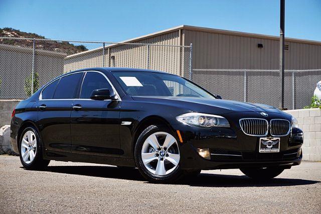 2011 BMW 5-Series 528i