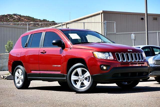 2012 Jeep Compass Latitude FWD
