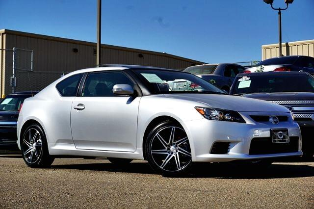 Scion tC 2dr HB Man (Natl) 2012