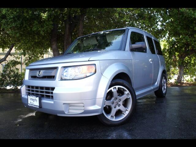 2008 Honda Element SC 2WD AT