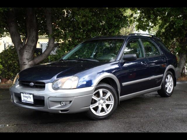 2005 Subaru Impreza 2.5 RS Sport Package