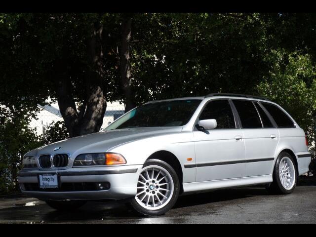 2000 BMW 5-Series Sport Wagon 540i