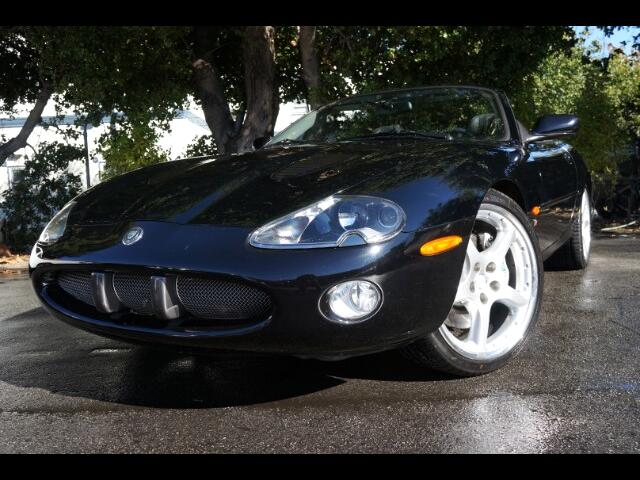 2003 Jaguar XK-Series XKR Convertible