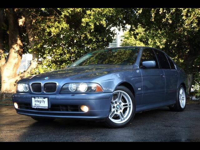 2001 BMW 5-Series 540i
