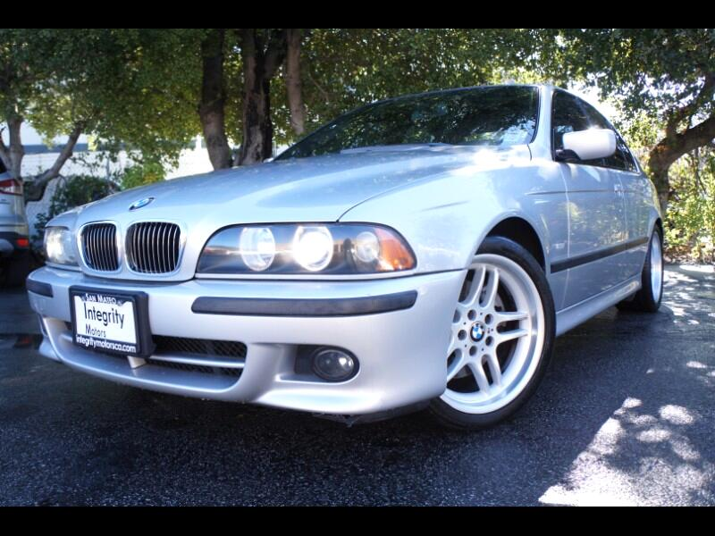 2003 BMW 5-Series 540i