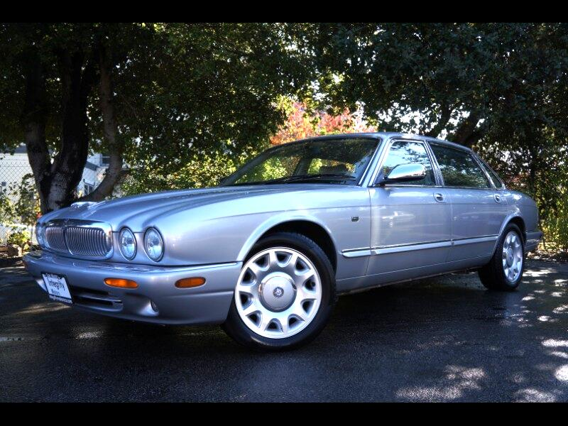 2003 Jaguar XJ-Series Super V8