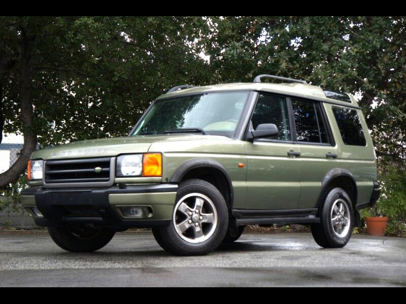 2001 Land Rover Discovery Series II LE