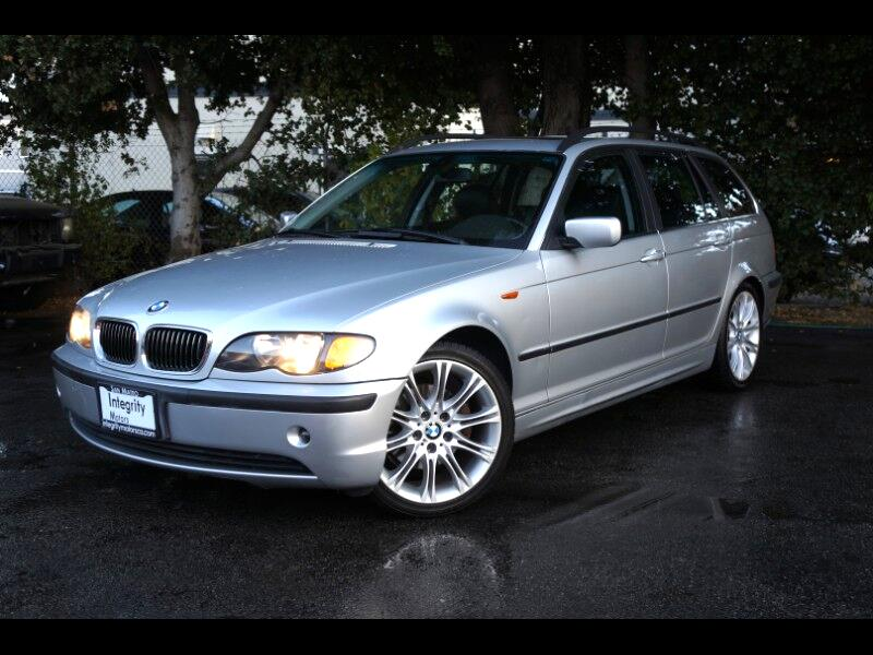BMW 3-Series Sport Wagon 325i 2003