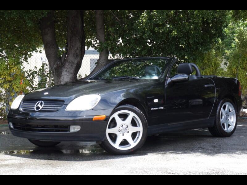 2000 Mercedes-Benz SLK SLK230 Kompressor