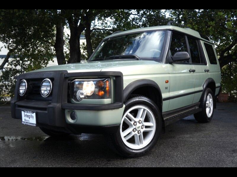 Land Rover Discovery SE 2003