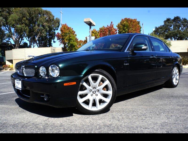 Jaguar XJ-Series XJ8L 2008