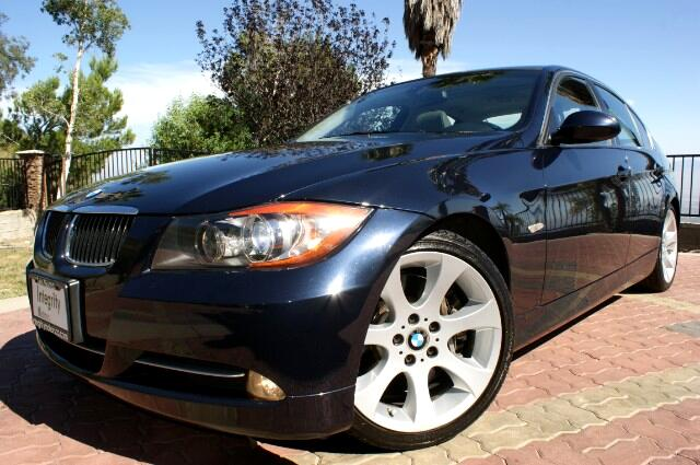 2008 BMW 335i SPORT