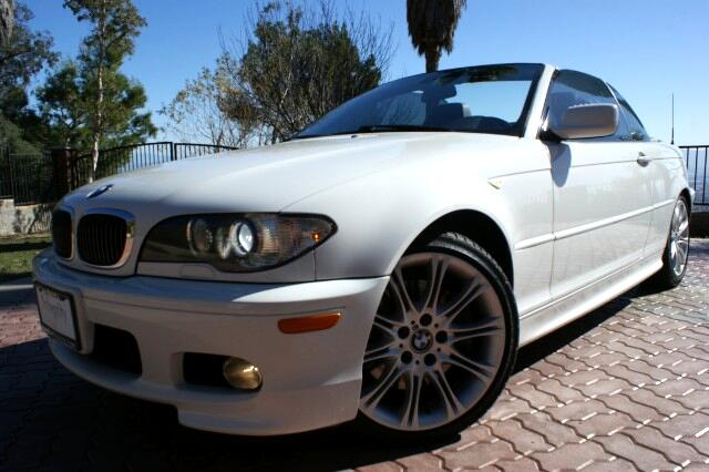2006 BMW 330Ci CONVERTIBLE PERFORMANCE PKG