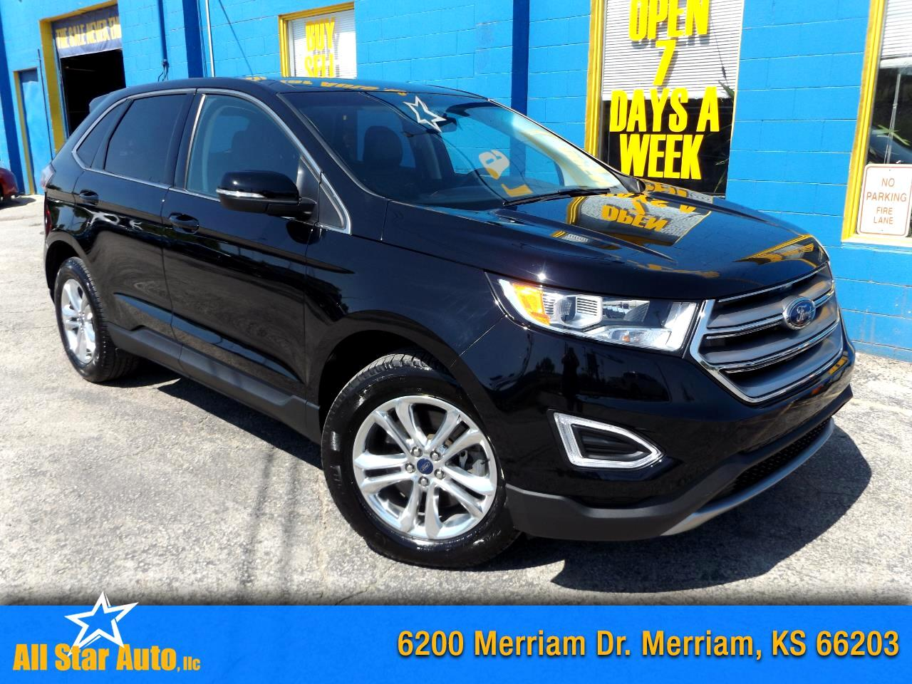 2016 Ford Edge SEL AWD ECOBOOST