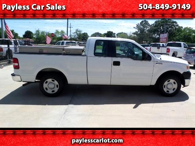 2008 Ford F-150 XL SuperCab 2WD