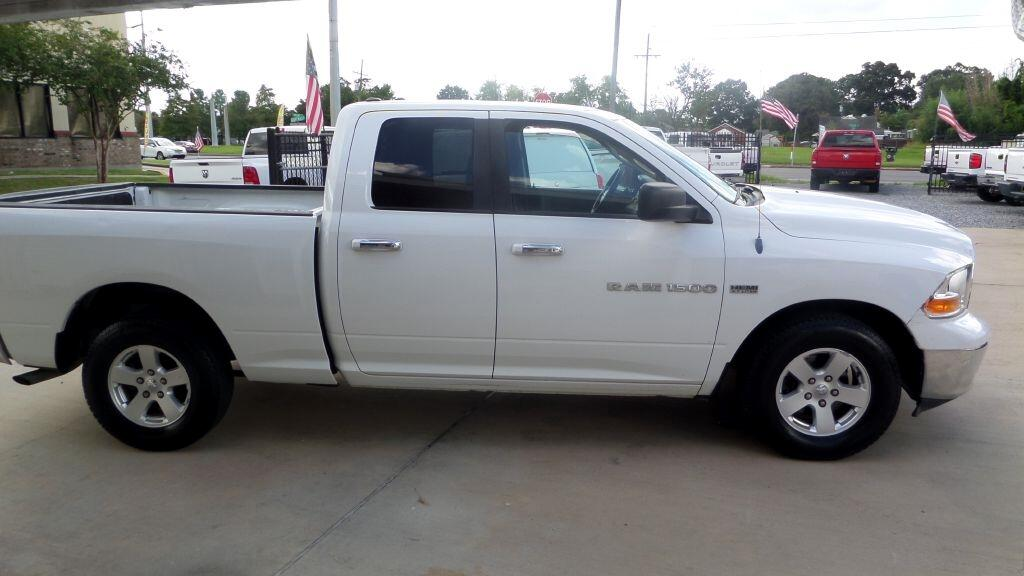 2012 Dodge 1500 SLT Quad Cab 2WD
