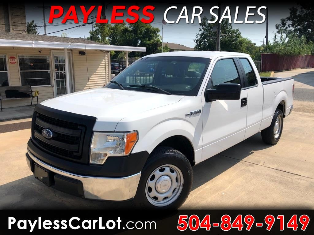 Ford F-150 XL 2WD SuperCab 6.5' Box 2014