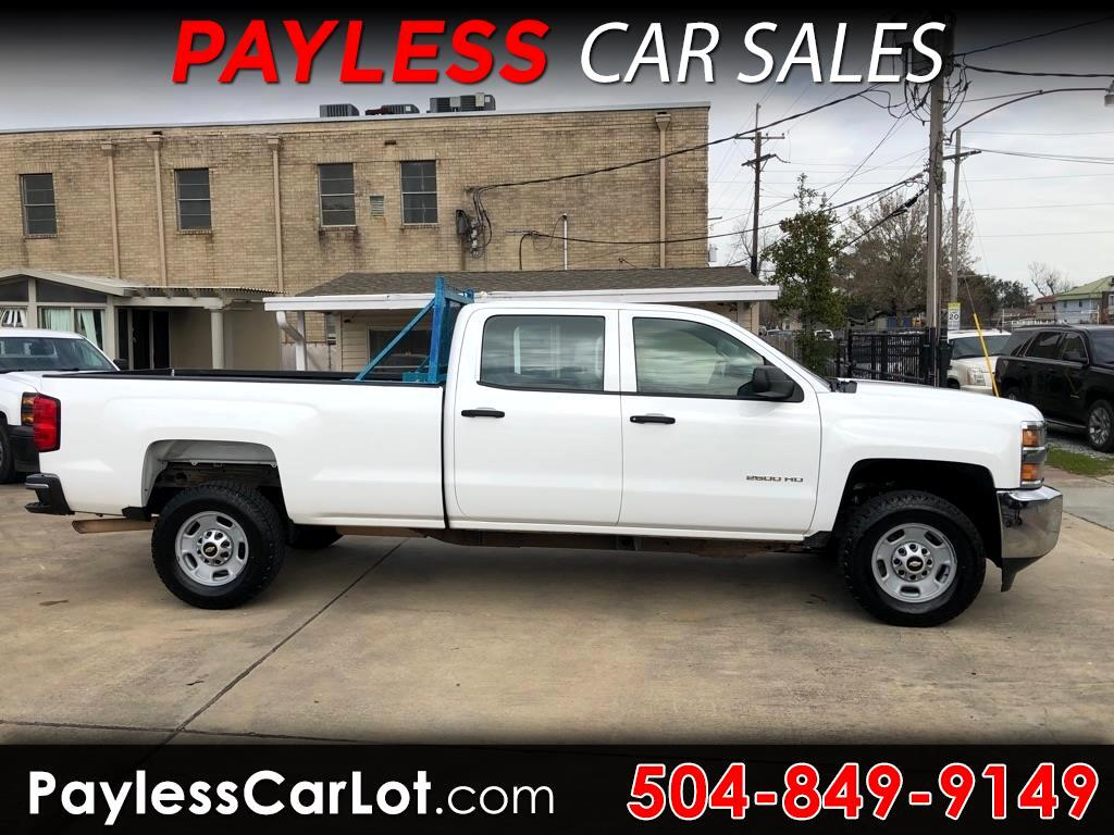 Chevrolet Silverado 2500HD Work Truck Crew Cab Long Box 2WD 2015