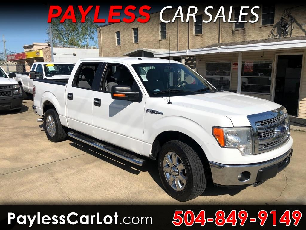 Ford F-150 XLT 2WD SuperCrew 5.5' Box 2013