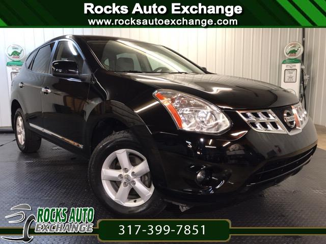 2013 Nissan Rogue AWD S