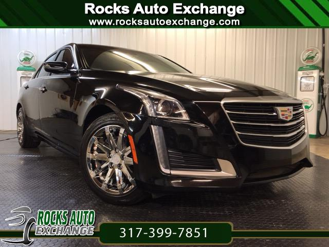 2015 Cadillac CTS 2.0L Turbo Luxury AWD