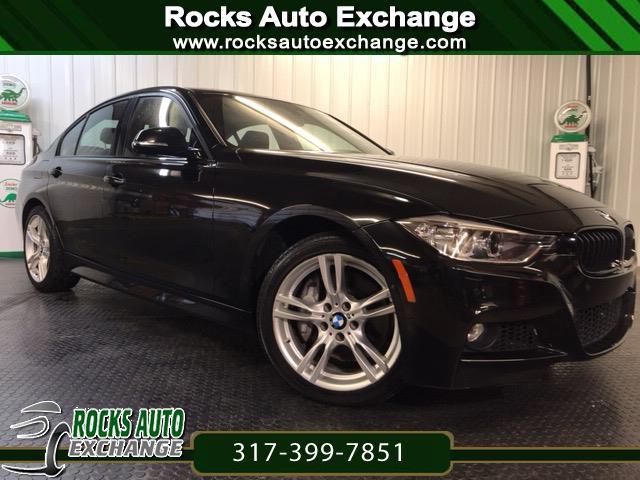 2015 BMW 3-Series 335i xDrive M sport sedan