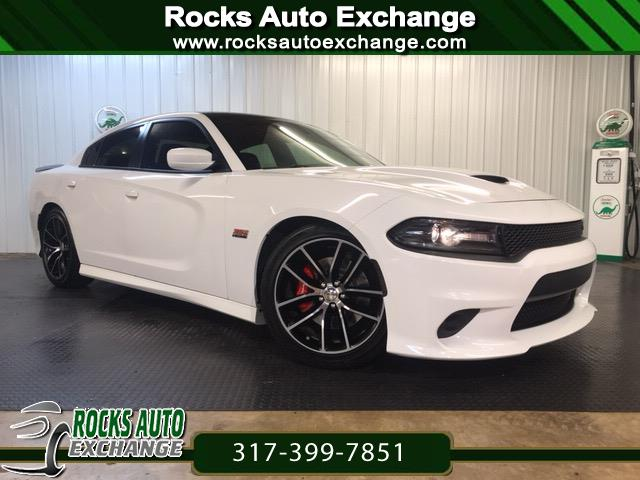 2015 Dodge Charger 4dr Sdn SRT 392 RWD