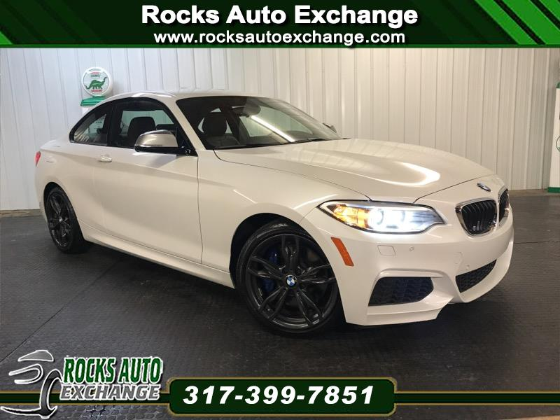 2016 BMW 2-Series M235i xDrive Coupe