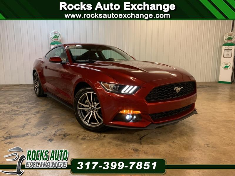 2016 Ford Mustang EcoBoost Premium Coupe