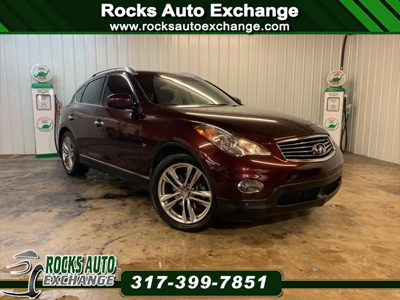 2015 Infiniti QX50 Base AWD