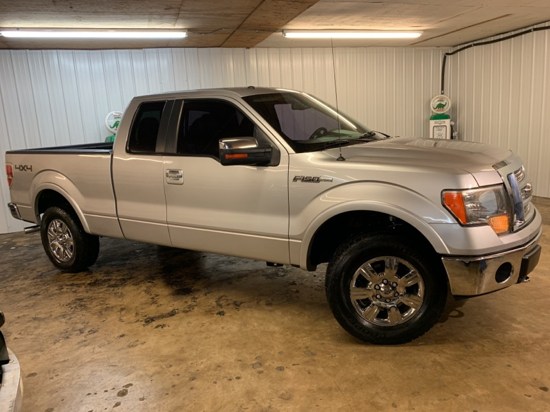 "2010 Ford F-150 Supercab 145"" Lariat 4WD"