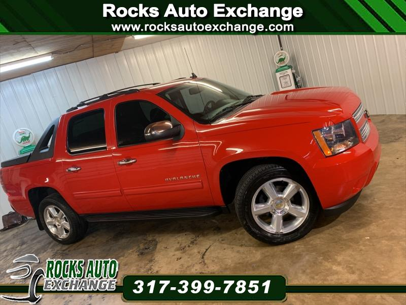 2011 Chevrolet Avalanche 1500 5dr Crew Cab 130