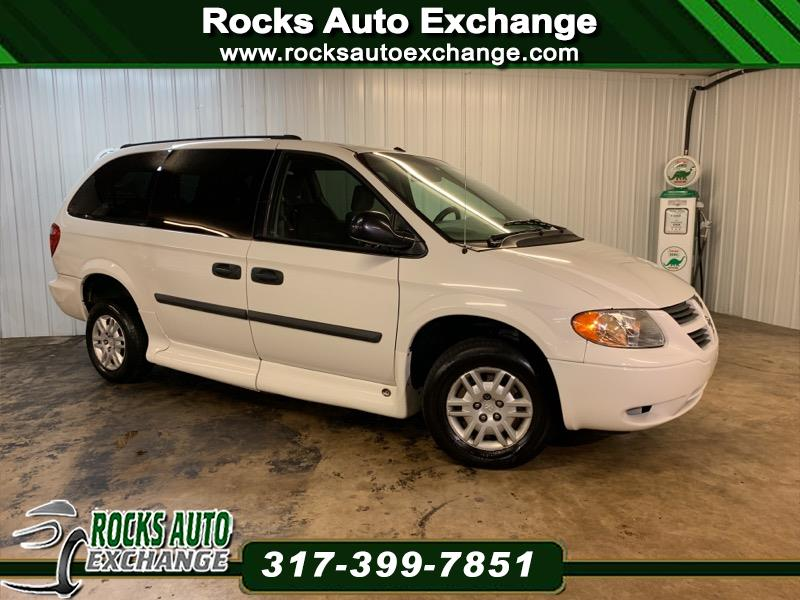 2006 Dodge Grand Caravan 4DR SXT, Handicaped, fully automated ramp and more