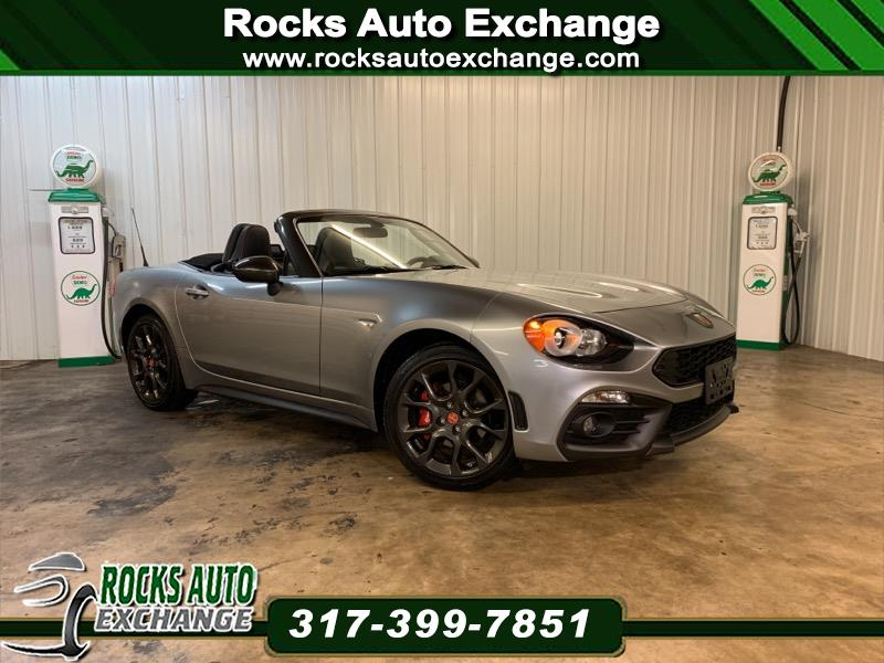 Used 2017 Fiat Spider 124 for Sale in Westfield, IN 46074