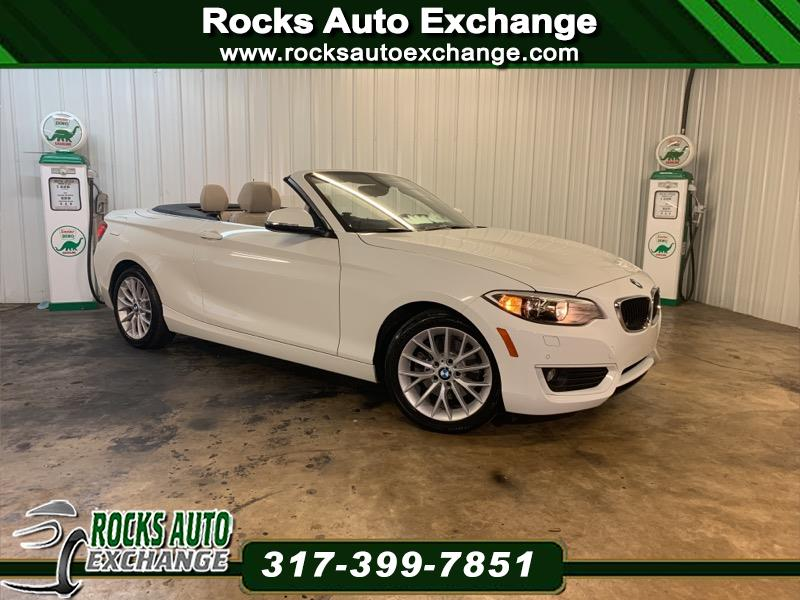 BMW 2-Series 228xi Convertible 2015