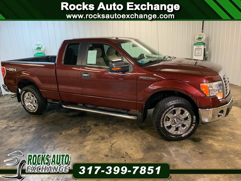2010 Ford F-150 XLT Supercab 6.5 ft bed 4wd