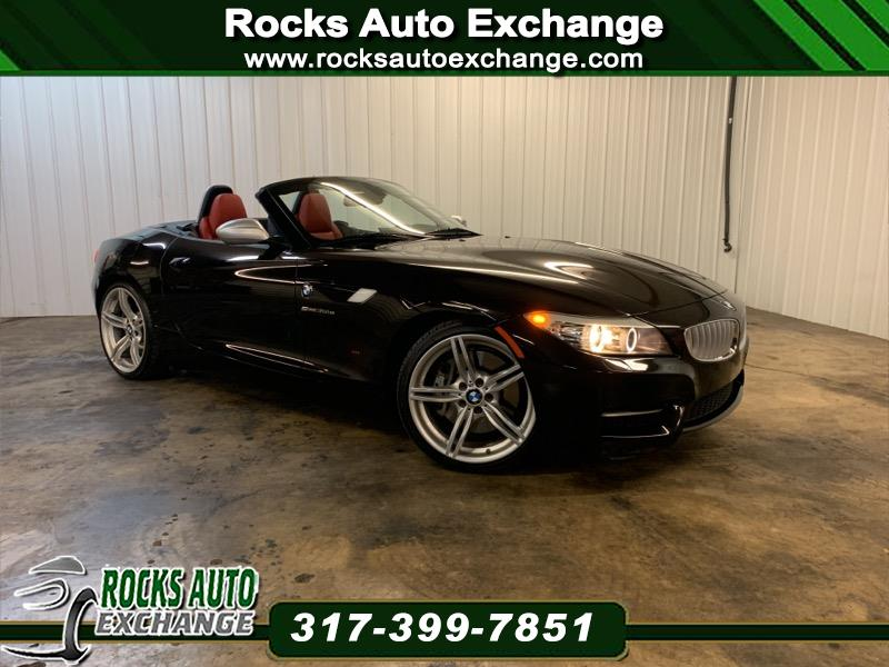 BMW Z4 2dr Roadster sDrive35is 2012