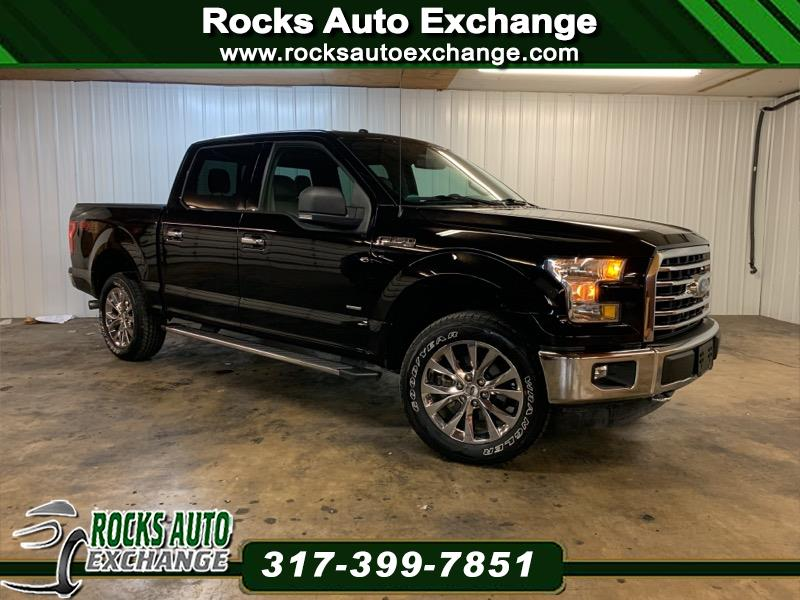 Ford F-150 FX4 SuperCrew 5.5-ft. Bed 4WD 2016