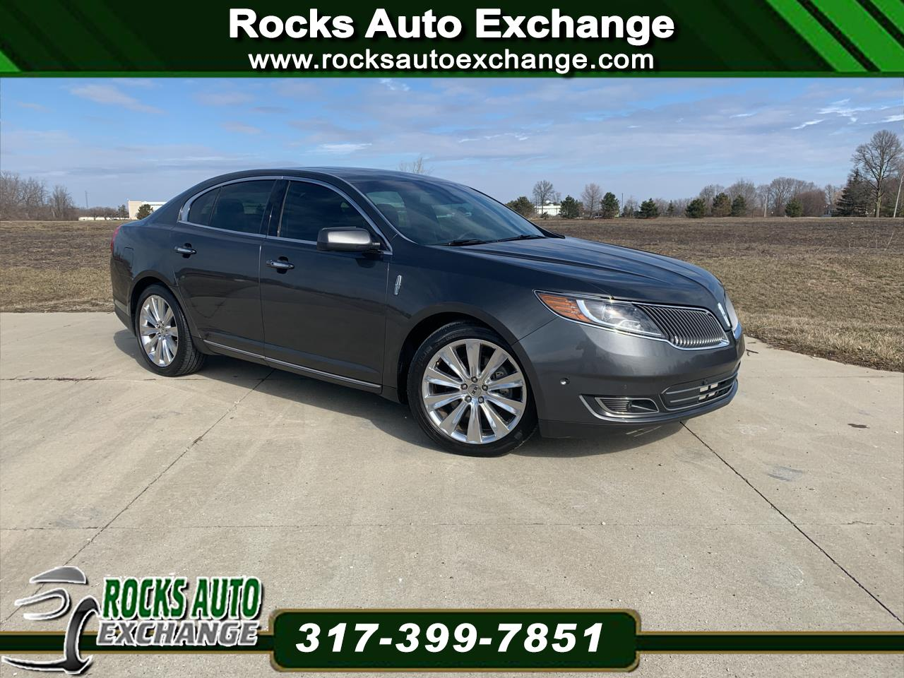 Lincoln MKS EcoBoost AWD 2016