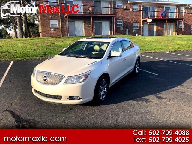 2011 Buick LaCrosse CXL FWD