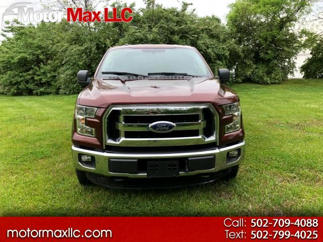 2015 Ford F-150 EXT CAB 2.7L XLT 4WD V 6