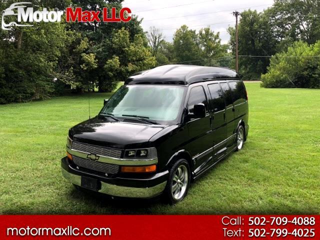 2005 Chevrolet Express Custom Cargo Van
