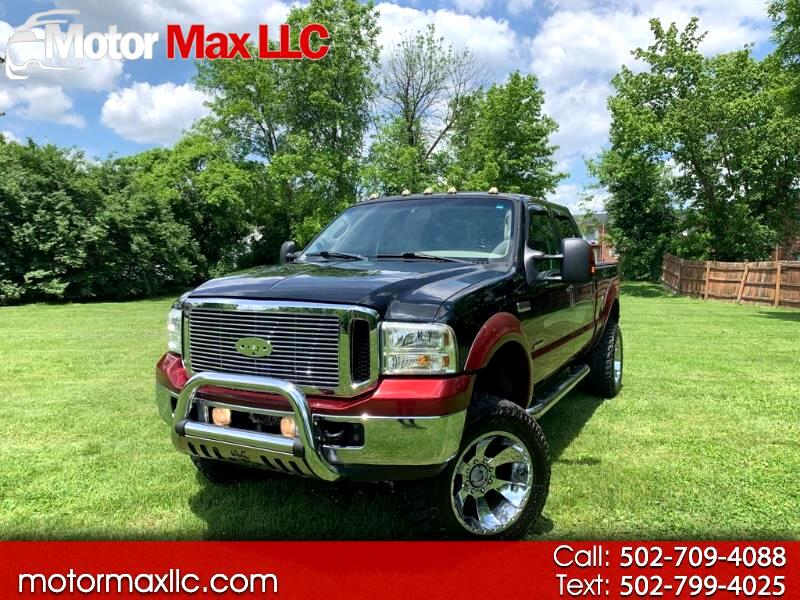 2006 Ford F-250 SD Lariat 4WD