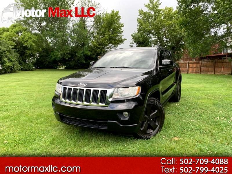 2013 Jeep Grand Cherokee Laredo 2WD